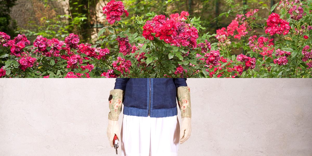 Bavarian Blossom | Spring Summer 15 (Editorial 1)